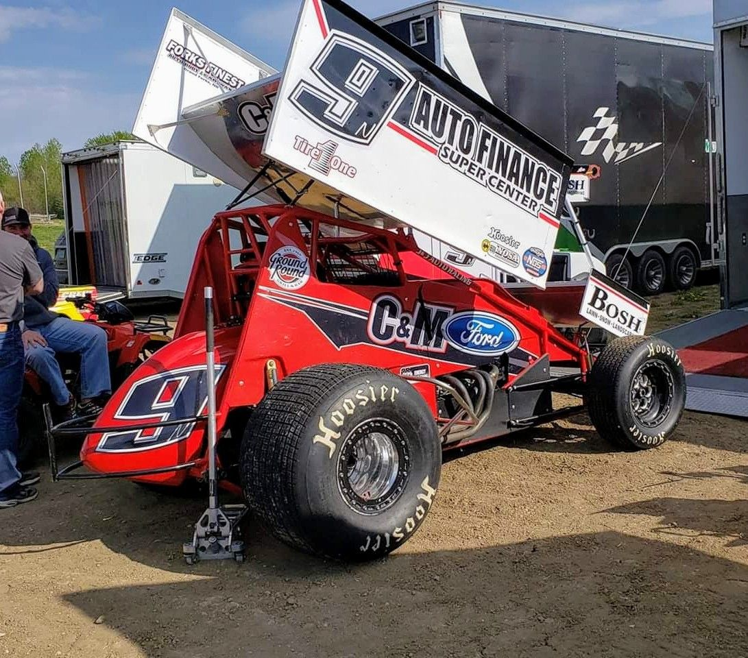 Pin by Mike Litchford on Sprint Cars Sprint cars, Sprint
