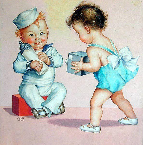 Малыш смешные открытки
