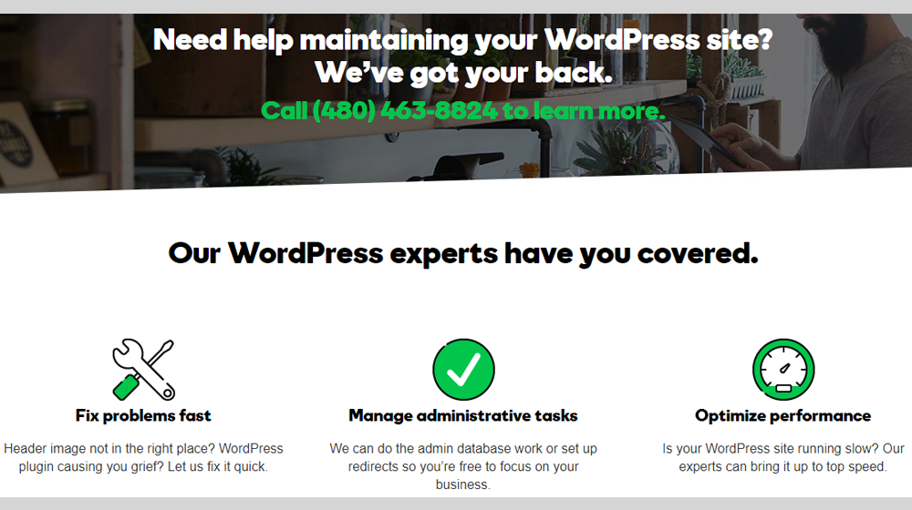 Godaddy Launches Premium Wordpress Support For Small Business