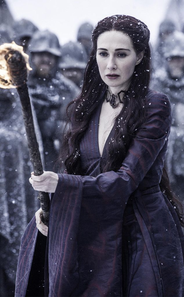 Melisandre (Carice van Houten) from Holy Mother of Dragons! All the Epic Game of Thrones Season 5 Moments