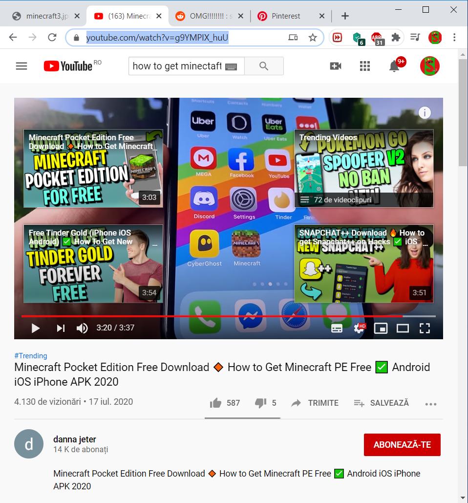 Omg Minecraft Pocket Edition Pocket Edition Trending Videos