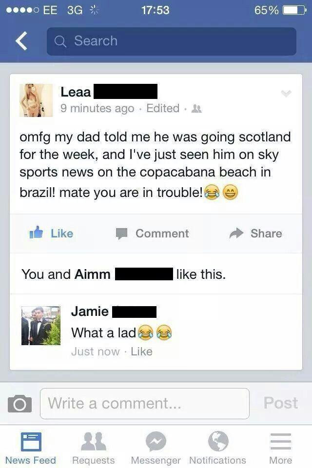 Lad dad