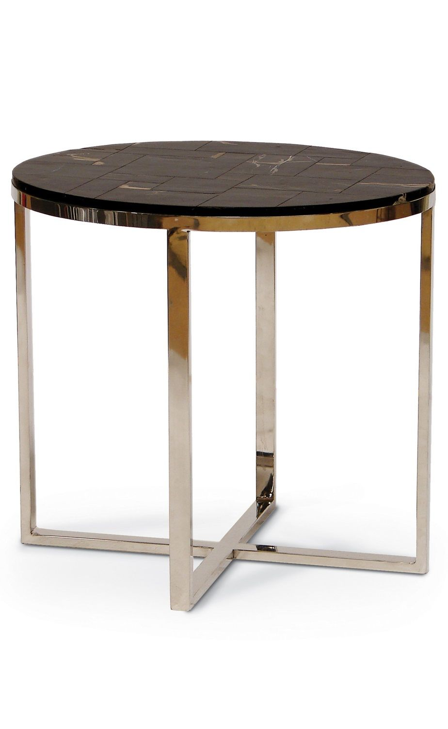 Instyle beverly hills side tables end tables Beautiful end tables