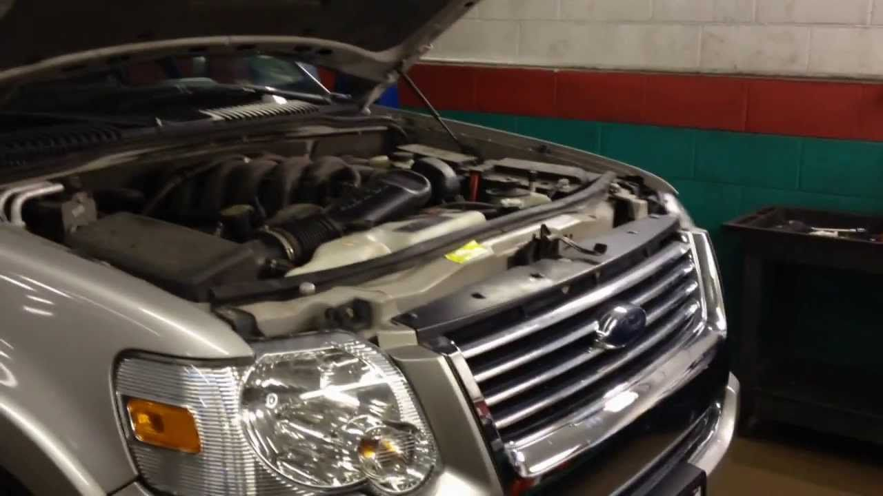 Toyota Coolant Leak