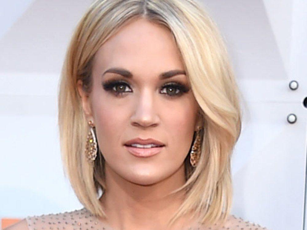 Vanity: Todays Look: Carrie Underwood