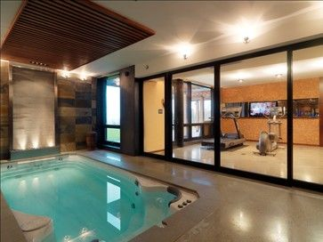 Gym Bathroom Designs Custom Houzz  Home Design Decorating And Remodeling Ideas And Design Ideas