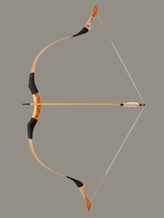Traditional Hungarian Bow