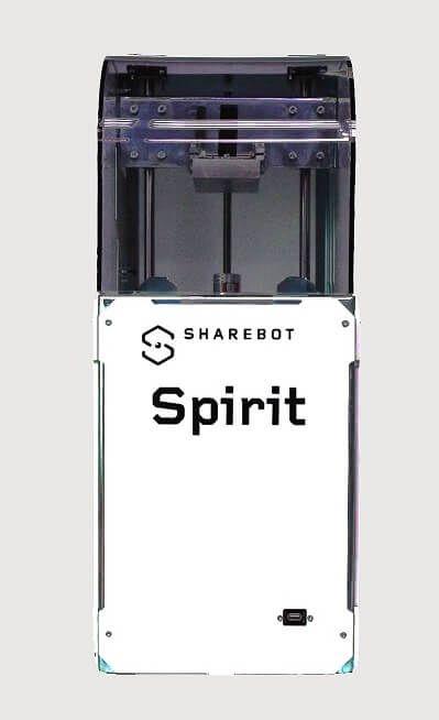 Italienisches Unternehmen Sharebot präsentiert neue 3D
