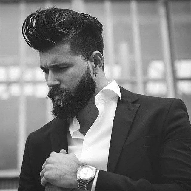 Coupe barbe comment bien tailler tatoo pinterest - Coupe barbe homme ...