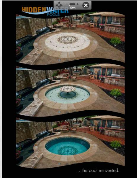 die besten 25 verstecktes wasserbecken ideen auf pinterest versteckte pools versteckter pool. Black Bedroom Furniture Sets. Home Design Ideas