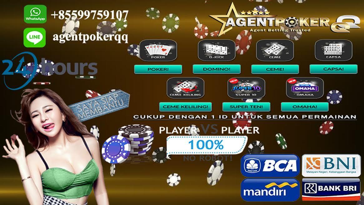 Pin Di Judi Online Poker