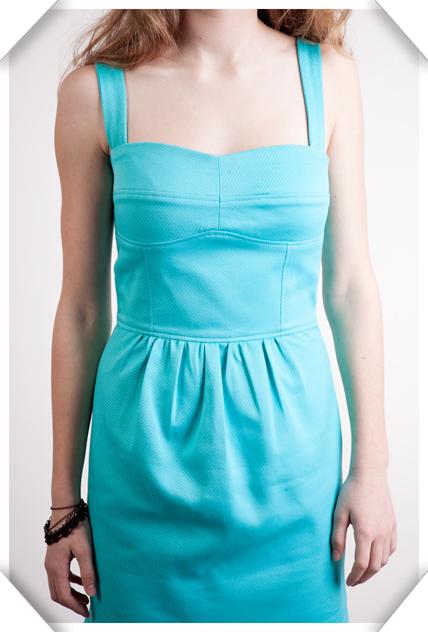 Bustier Dress/Bodice