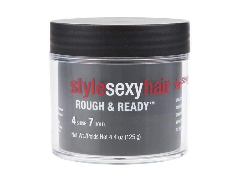 Sexy Hair Short Sexy Hair Rough & Ready - Blush.no
