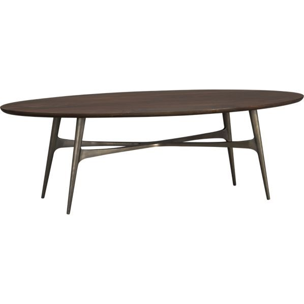 coffee table crate and barrel