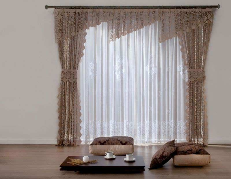 Curtains 2018 new curtain designs 2018 curtain ideas and - Latest curtain design for living room ...