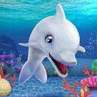 Unduh My Dolphin Show Mod Unlimited Money 3 35 0 Untuk Android Lumba Lumba Pemandu Sorak Hewan