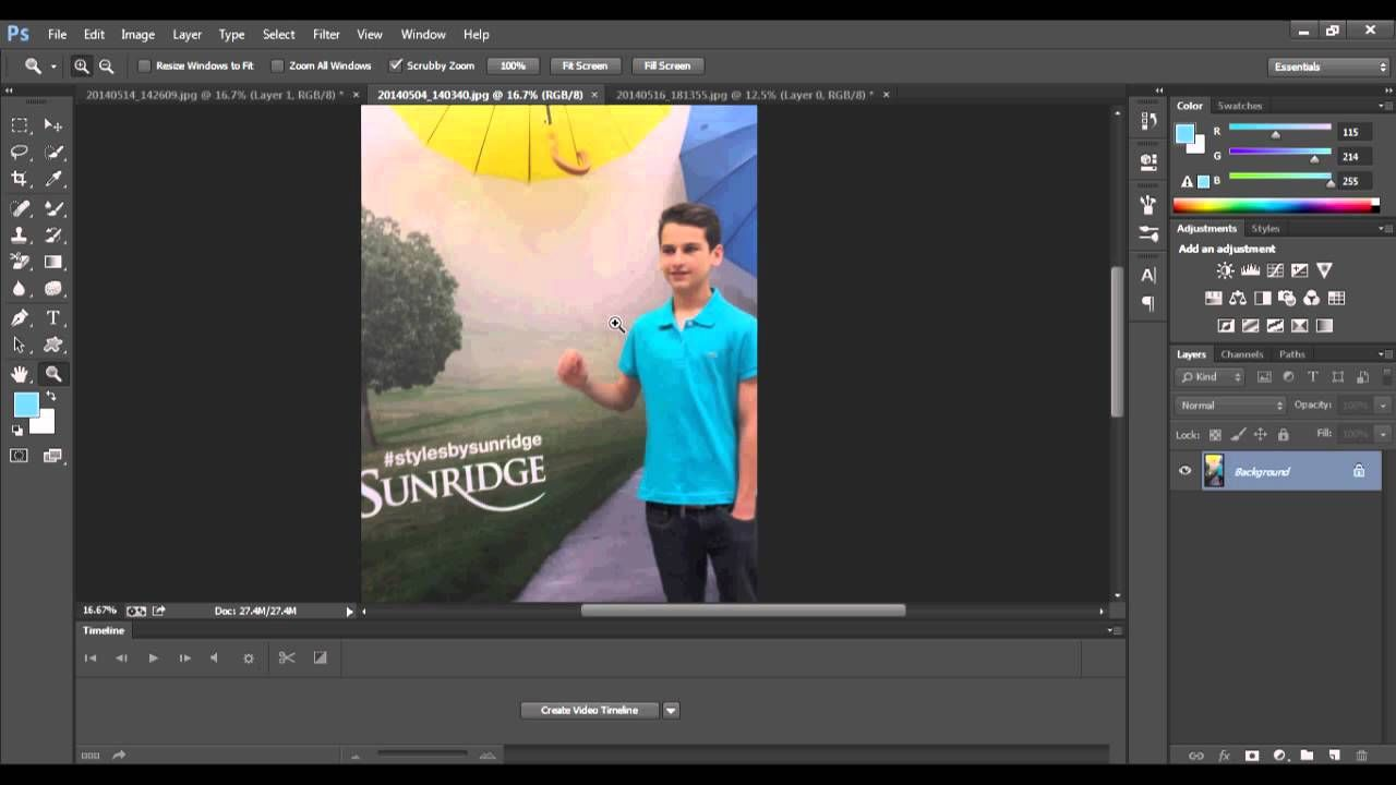 How to use adobe cc, تعليمات فوتوشوب سي سي