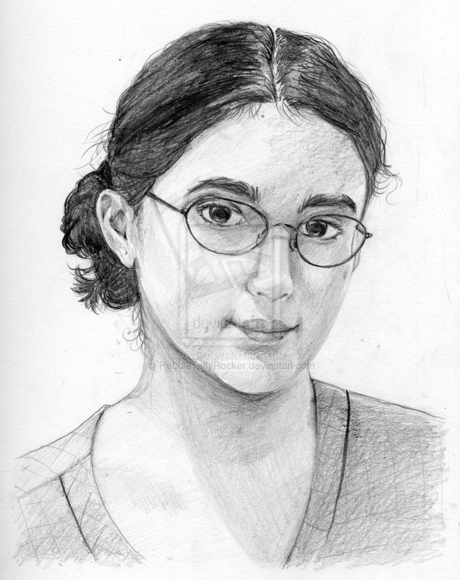 Famous Portrait Drawings - Google Drawing