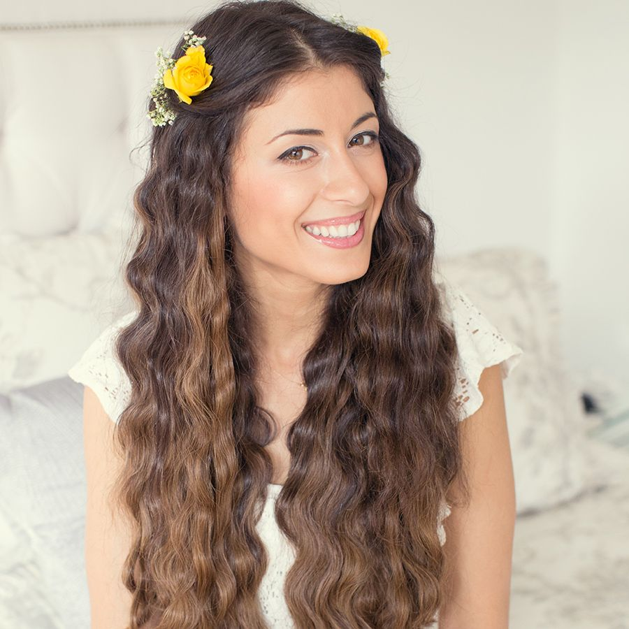 Wedding hair summer hair long hair luxy hair luxy hair