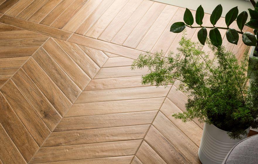 Floril/èges Design 80 x 80 mm Sello de madera