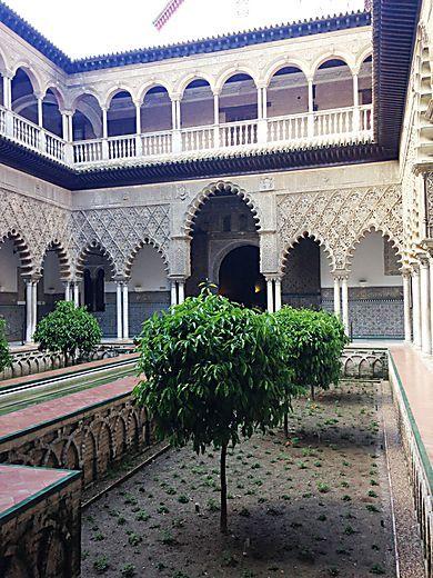 Palais de l'Alcazae, Séville