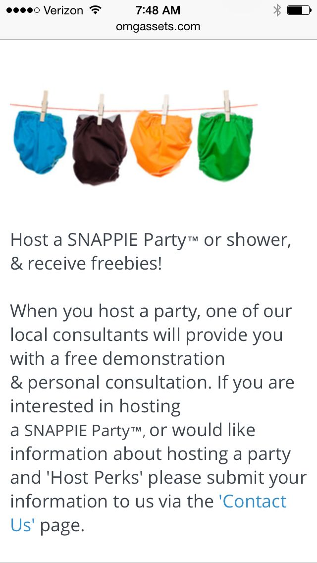 Party to Book!