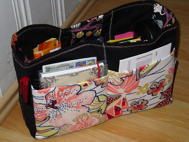 Purse Organizer – Tutorial