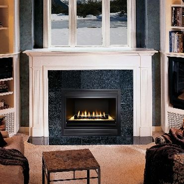 Bluffton Lowcountry Fireplace Stone Hilton Head Marble Gas