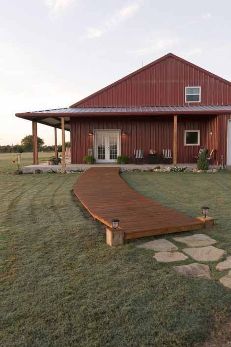 20 Amazing Pole Barn Homes Inspiration In 2020 With Images Metal Building Homes Metal Building Home Metal Building Designs