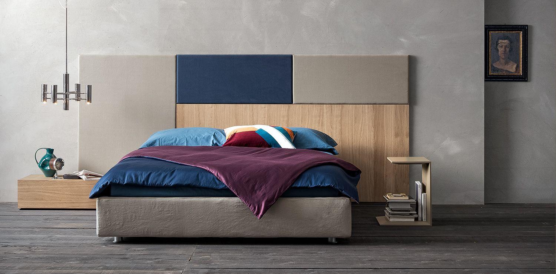 Letto Imbottito Di Design.Square Letto Bed Letto In Legno Letto Imbottito Wooden