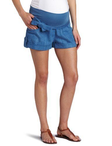 Jules & Jim Women's Maternity Cargo Shorts Jules & Jim. $42.22. Machine Wash. Made in Canada. 68% Polyester/29% Cotton/3% Spandex. Button on side. Removable belt