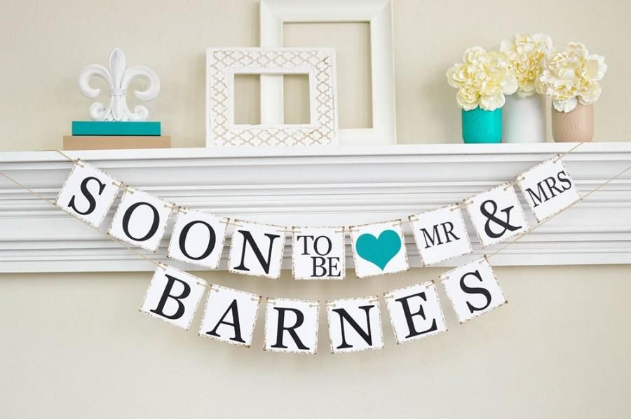 engagement party decor bridal shower soon to be
