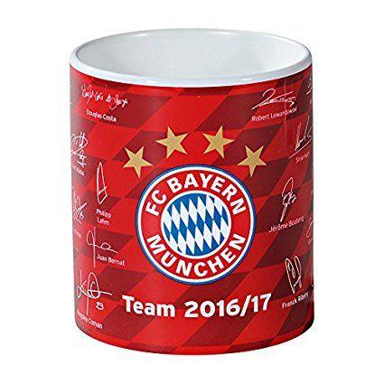 FC Bayern München Tasse Deutscher Meister 2017