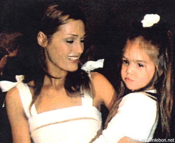 Yasmin & Amber Le Bon 1992 Chanel
