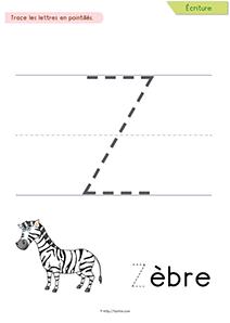 Mes premières feuilles d'écriture Alphabet en Maternelle ...