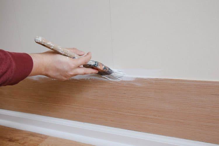 How to paint shiplap walls painting shiplap ship lap