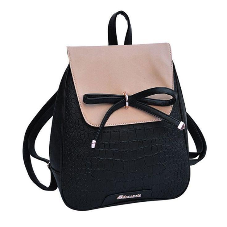 Backpack backpacks cool girls leather sc teenage