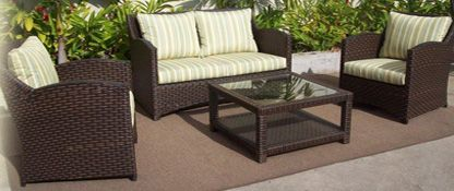Grass interiors fabricantes de muebles de ratan y mimbre for Sofa mimbre terraza