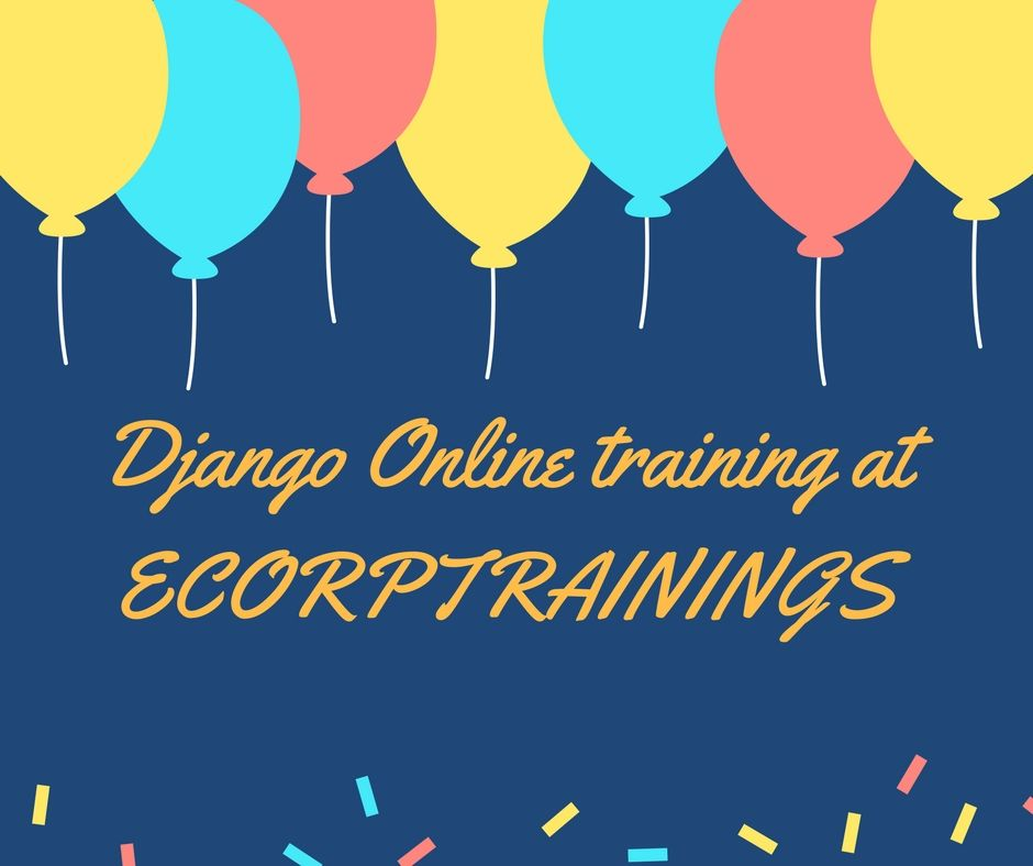 Django Online training,Corporate training Nurses week