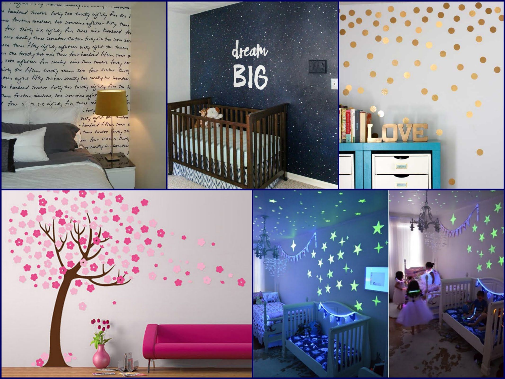 Diy Wall Painting Ideas Easy Home Decor Diy Equipment