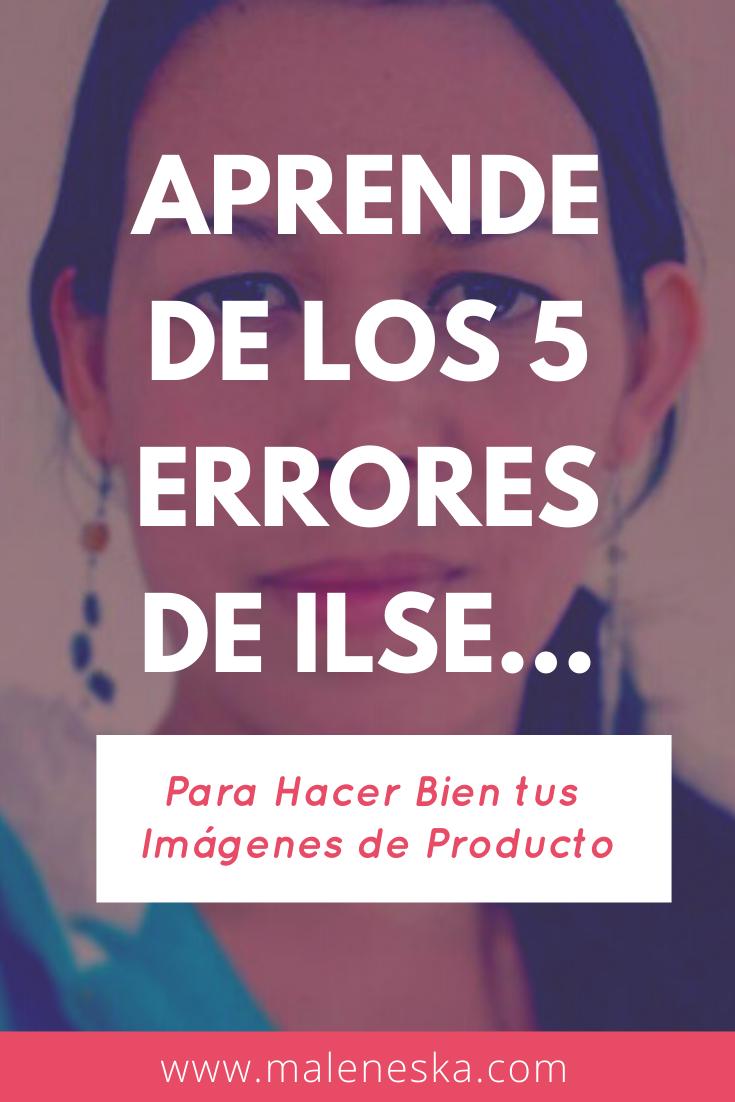 Aprende De Los 5 Errores De Ilse Para Hacer Bien Tus Imagenes De Producto En 2020 Fotos Fotografia Basica Tips De Fotografia