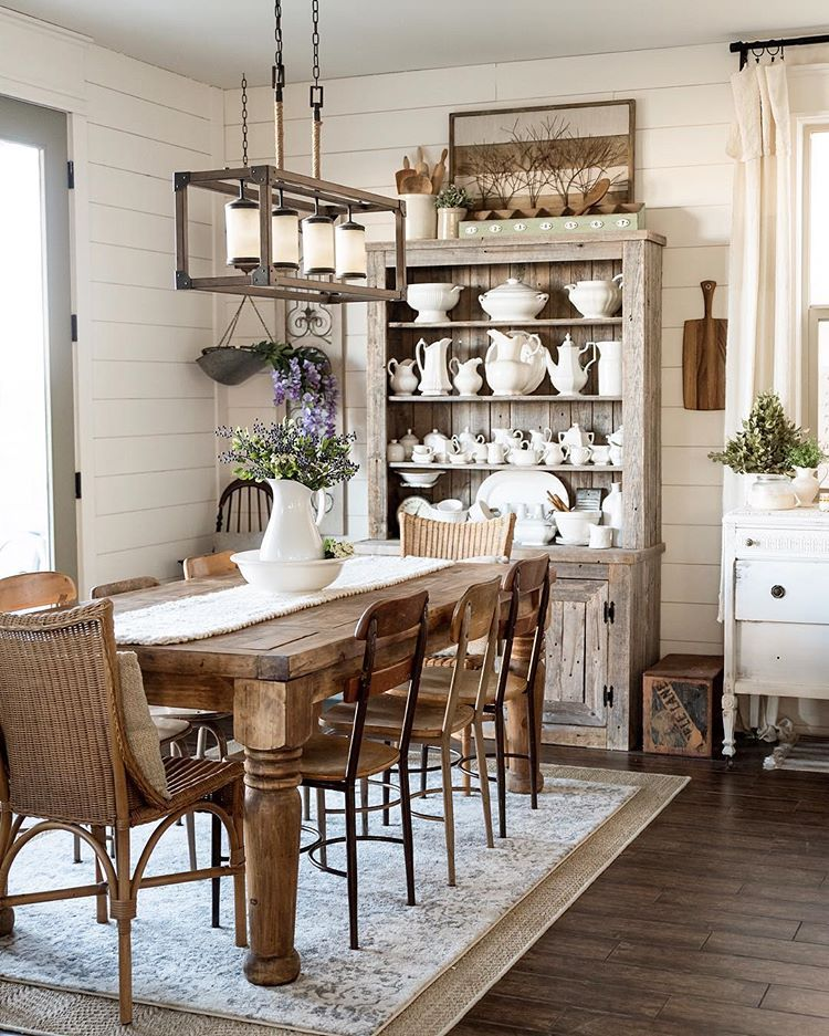 12 Rustic Dining Room Ideas: Pin By Garden Designs On Delightful Dining Rooms