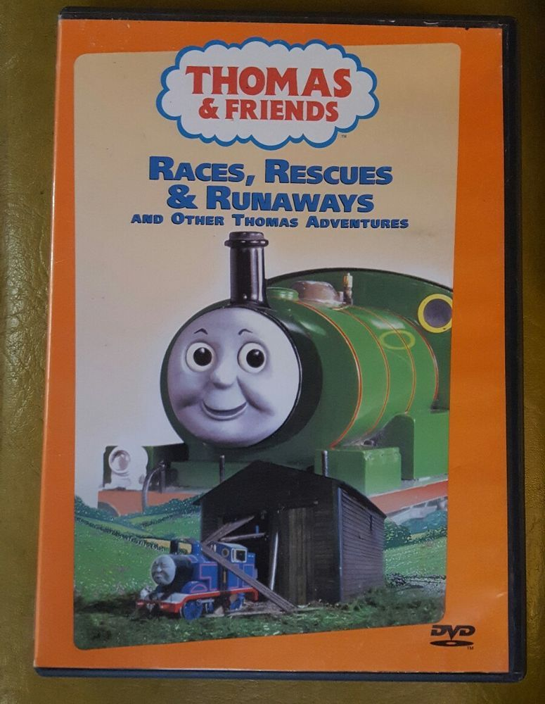 Thomas The Tank Engine and Friends - Races, Rescues ...