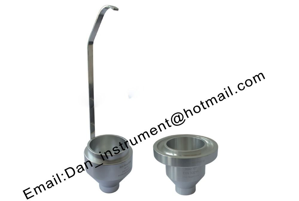 International standard DIN 53211Din4 Flow Cup,viscosity cup