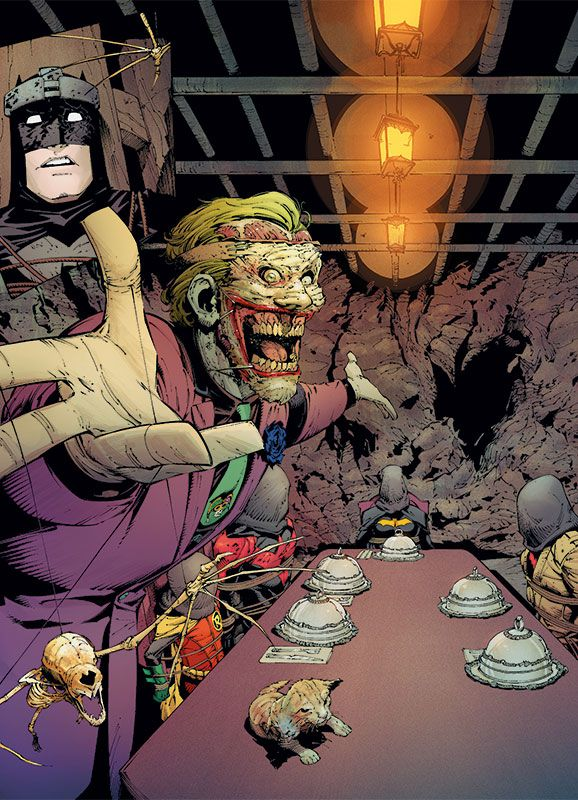 """Résultat de recherche d'images pour """"death of the family comics"""""""