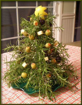 Olive Appetizer Tree