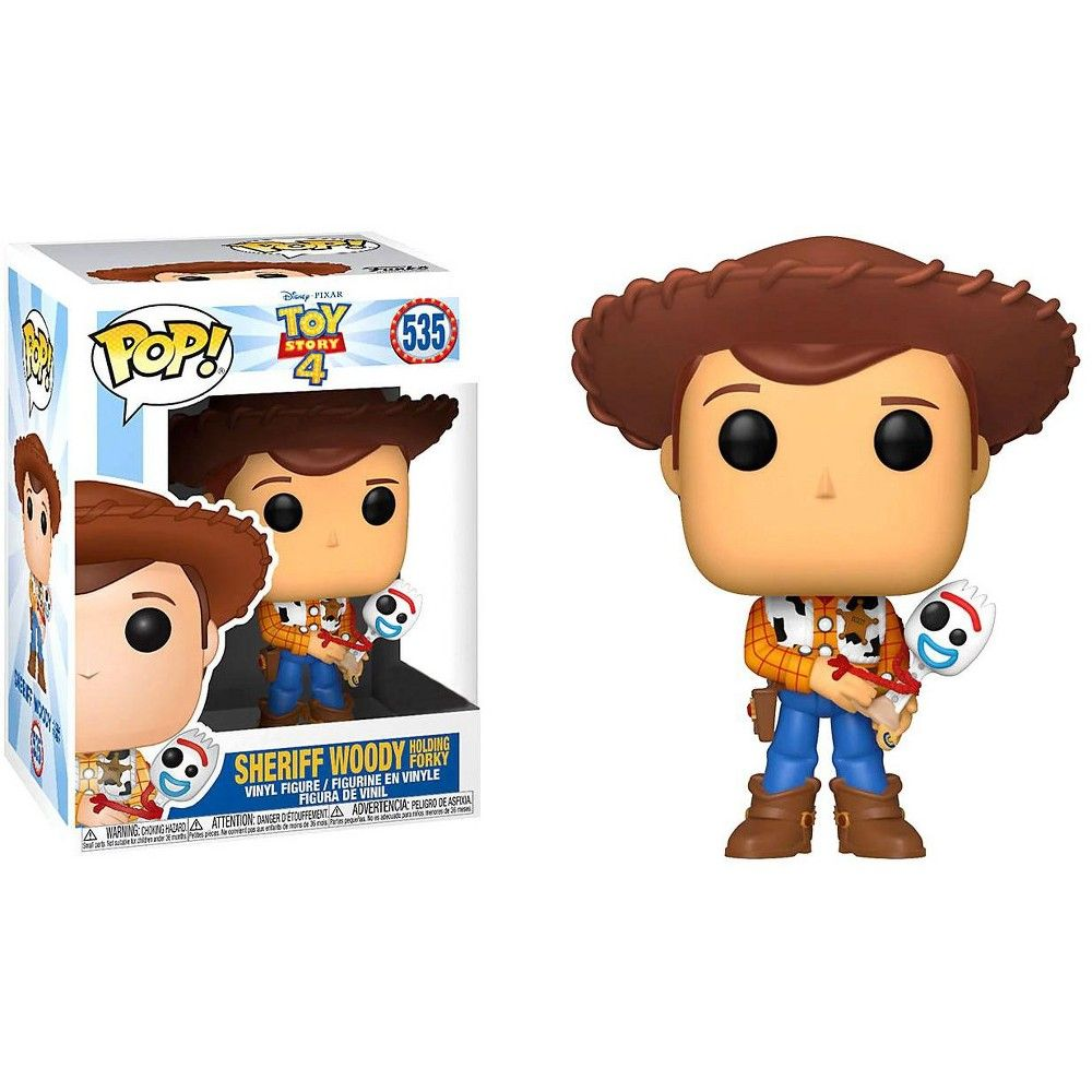 Funko Pop Vinyl Benson #618 NYCC 2019 Exclusive Disney Toy Story 4 collection