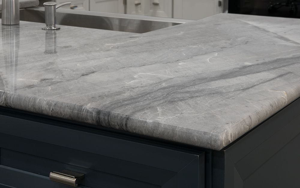 Half Bullnose Edge In 2020 Custom Countertops Countertops Kitchen Counter Edges