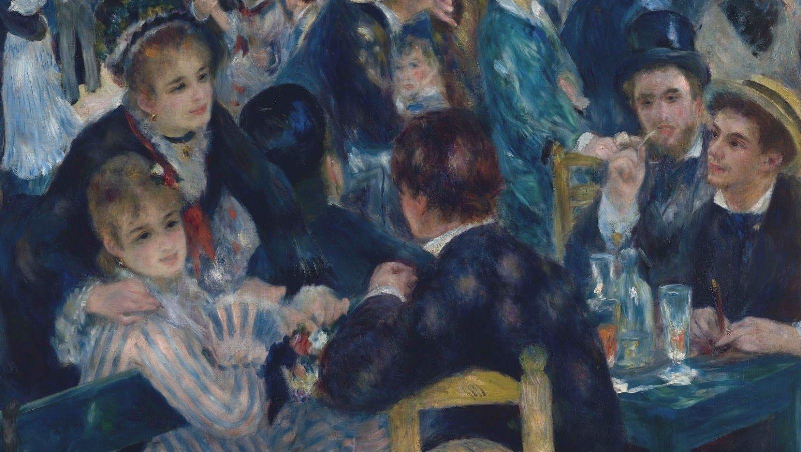 Pierre Auguste Renoir Hudozhniki