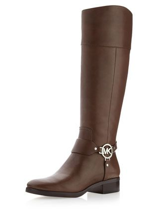 3706b8386 MICHAEL Michael Kors Fulton Harness Boot. I guess rocking these flats could  be fun.